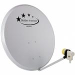 Спутниковая антенна Golden Interstar 110 см